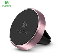 Автомобильный магнитный держатель Floveme Розовый цвет