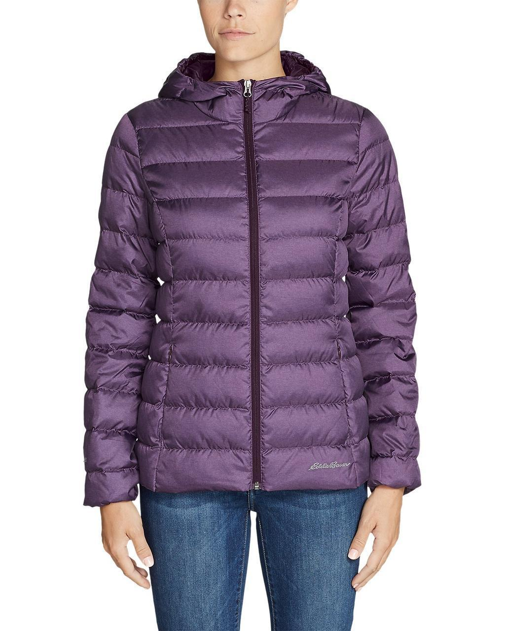 Куртка Eddie Bauer Women's CirrusLite Down Hooded Jacket M