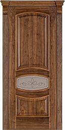 Міжкімнатні двері шпон Caro Модель -50