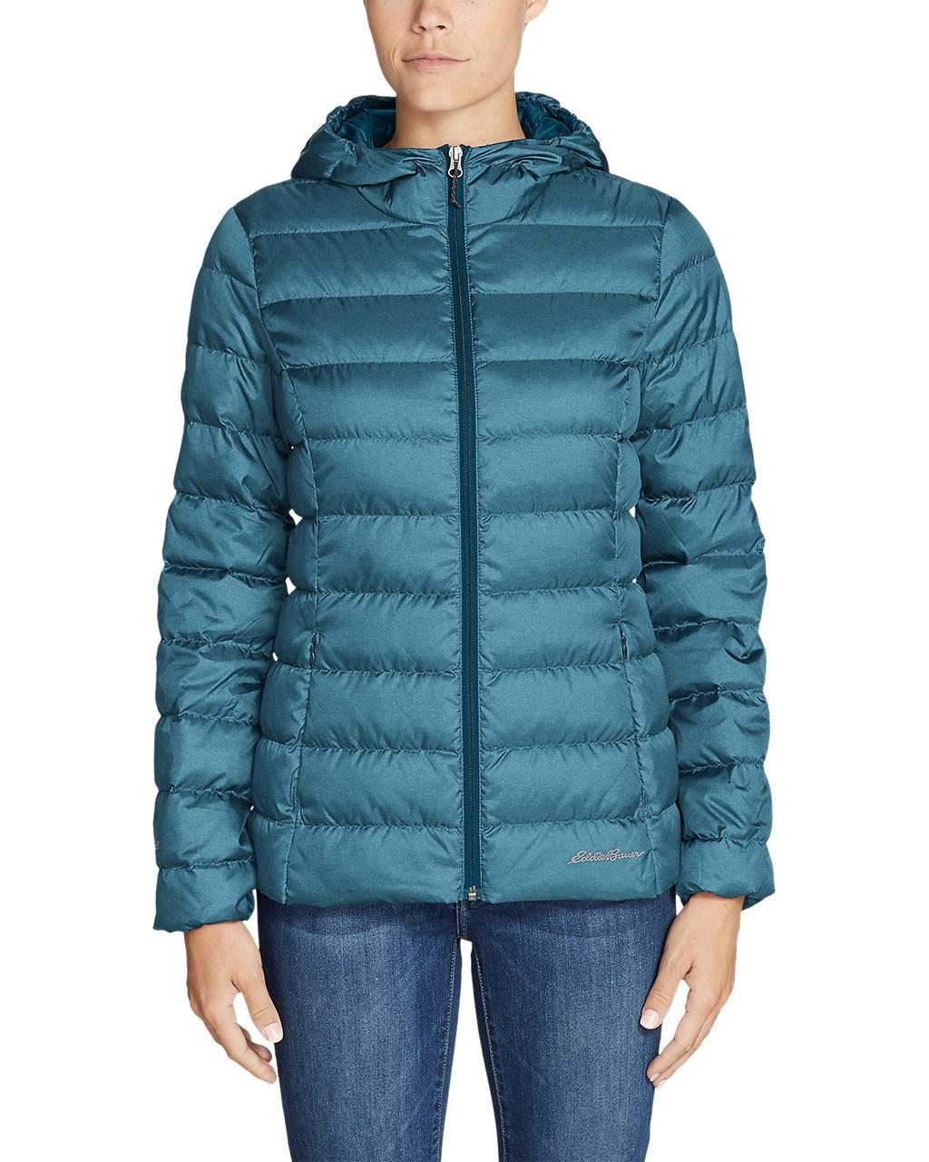 Куртка Eddie Bauer Women's CirrusLite Down Hooded Jacket XS
