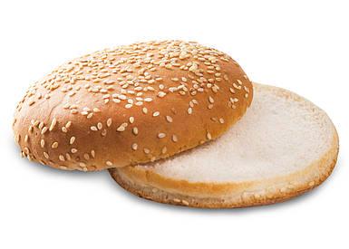 Булочка для Бургера с кунжутом 0,05 кг