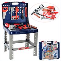 Детский набор инструментов Bambi в чемодане 008-21