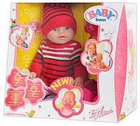 "Кукла Пупс Беби Борн ""Baby born (BB 8001 G), 9 функций, аксессуары, 42 см."