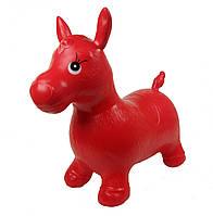 Надувной Прыгун-лошадка MS 0001Red (Красный)