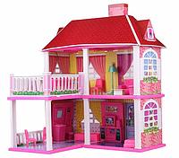 Игрушечный домик для кукол Bambi My lovely villa 6980
