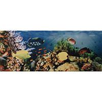 Плитка Атем настенная облицовочная Atem Yalta (Ялта) 2 Sea 200 х 500 голубая