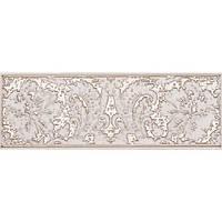 Плитка Атем Кристал настенная фриз Atem Crystal Gold BC 70 х 200 мм