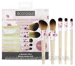 Набор кистей для макияжа EcoTools Six Piece Modern Romanse Collection 1653 (5 кистей в подарочной упаковке)