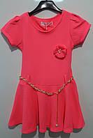Стильные платья детские 2-12 лет
