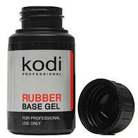 Kodi Rubber Base каучуковая основа под гель - лак 14 мл.