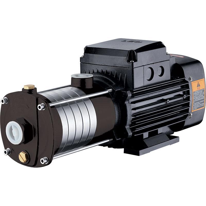 Насос многоступенчатый горизонтальный 0.75кВт Hmax 38м Qmax 120л/мин нерж LEO 3.0 ECH(m)4-40(S) (775635)