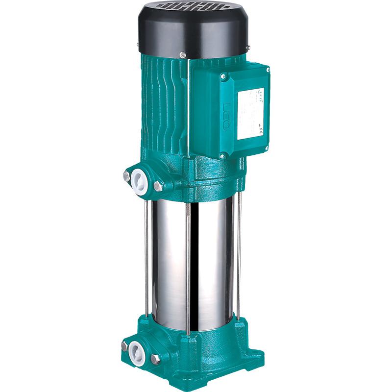 Насос центробежный многоступенчатый вертикальный 1.5кВт Hmax 74м Qmax 100л/мин LEO 3.0 (775455)