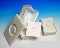 ЕДПО-10-01 емкость-контейнер дезинфекции и предстерилизационной обработки мед.изделий 10 л, фото 1