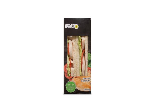 Сендвіч з куркою, фото 2