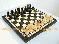 Шахматы из натурального дерева С112 Королевские средние