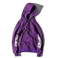 Худи Palace цвет фиолетовый