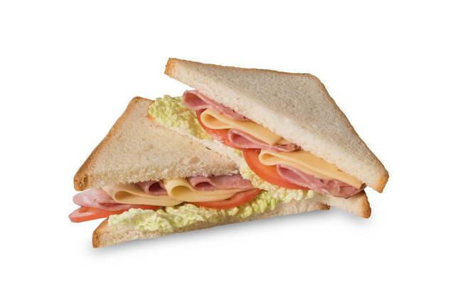 Сэндвич с ветчиной, фото 2