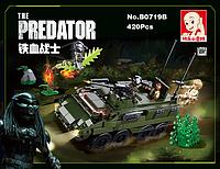 "Конструктор SLUBAN M38-B0719B ""Охота на хищника"" 420 деталей, фото 1"