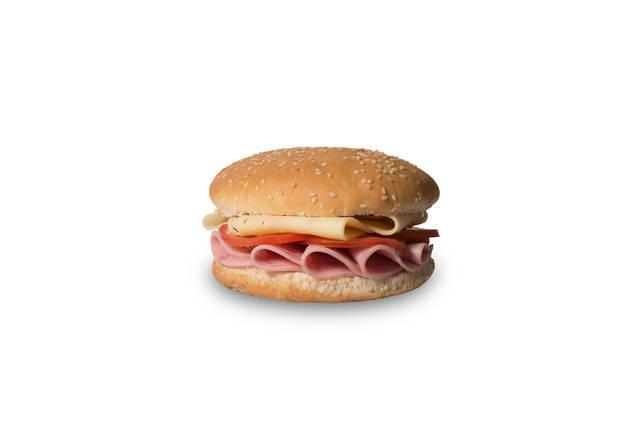 Бургер з шинкою, фото 2