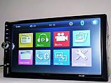 """Автомагнитола 2 Din экран 7""""сенсор+Bluetooth,USB,магнитола, фото 2"""