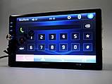 """Автомагнитола 2 Din экран 7""""сенсор+Bluetooth,USB,магнитола, фото 3"""