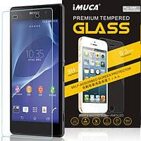 Защитное стекло iMuca Premium Tempered Glass для Sony Xperia Z2 D6503