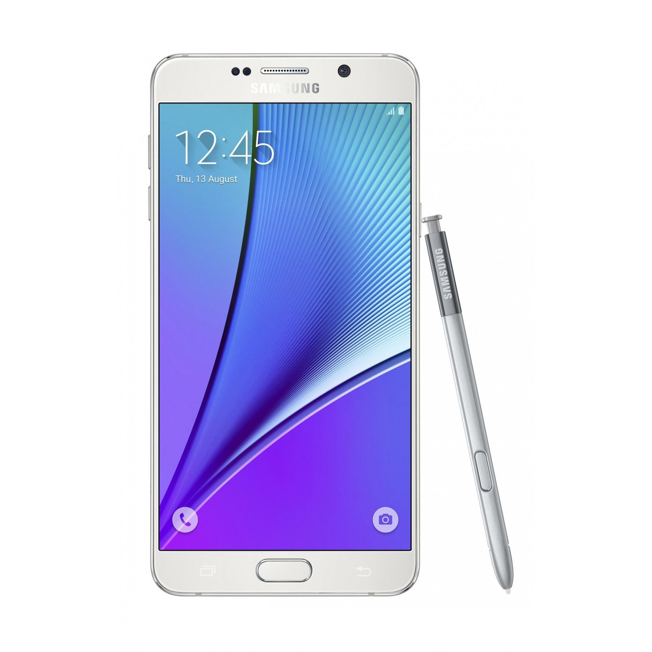 Смартфон Samsung N920C Galaxy Note 5 64GB (White Pearl)