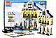 Детский конструктор Brick Отель 628 деталей , фото 2