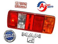 Задний фонарь Man F2000 F90 Daf CF L2000, 8.163, 8.180, 8.150 LE F9 Tga для грузовика габаритный cтекло фары