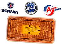 Габаритный фонарь Scania лампа LED оптика для автомобилей скания
