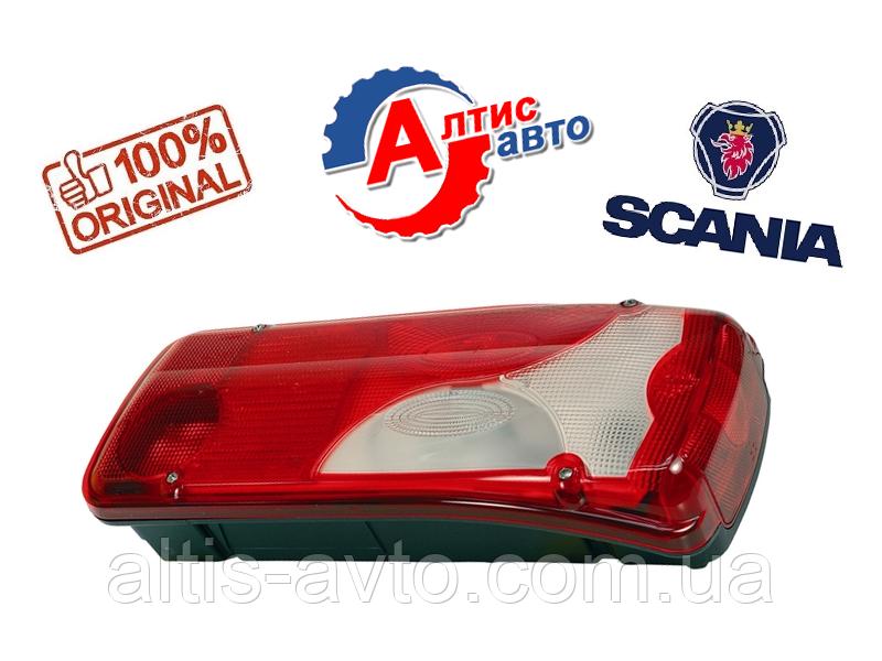 Задний фонарь Scania P,G,R,T оптика для автомобилей SCANIA фары поворотник фары для грузовиков скания