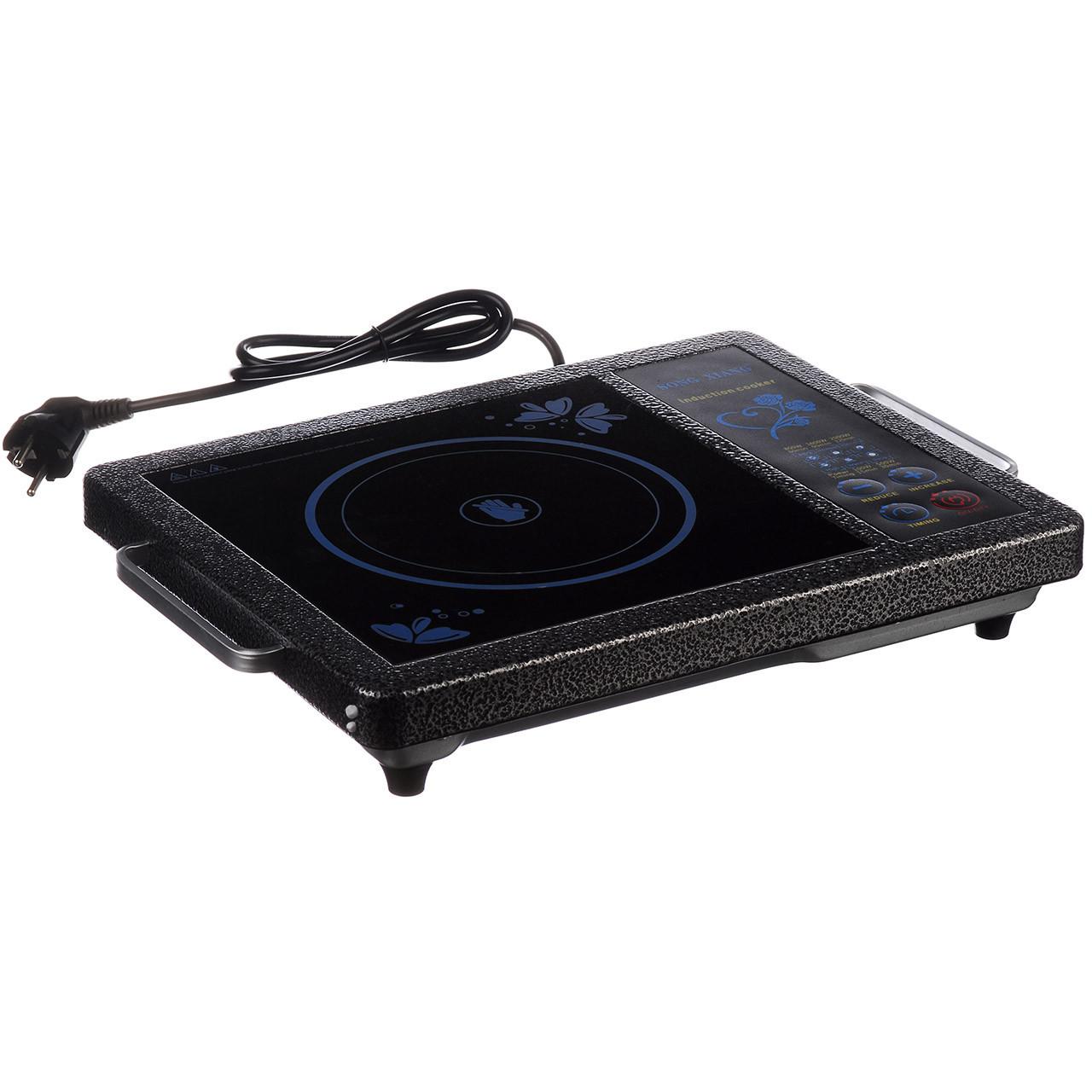 Индукционная электроплита SONG XIANG 2000 Ват (5-SX) Стеклокерамическая