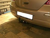 Фаркоп Nissan Tiida (ниссан тиида)