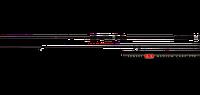 Удилище карповое Mikado Sensei Ultra Heavy Carp 3.9 (3.50lb)