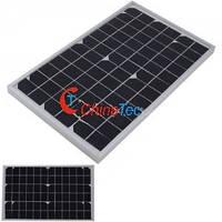 Панель солнечной батареи 10W 18V, фото 1