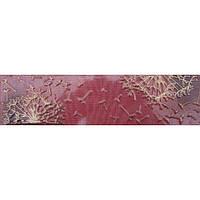 Плитка Атем Силк настенная фриз Atem Silk Dandelion PN 275 х 70 мм