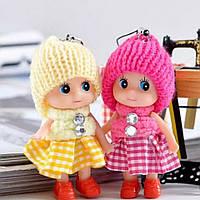 Кукла брелок на рюкзаки и сумки, фото 1
