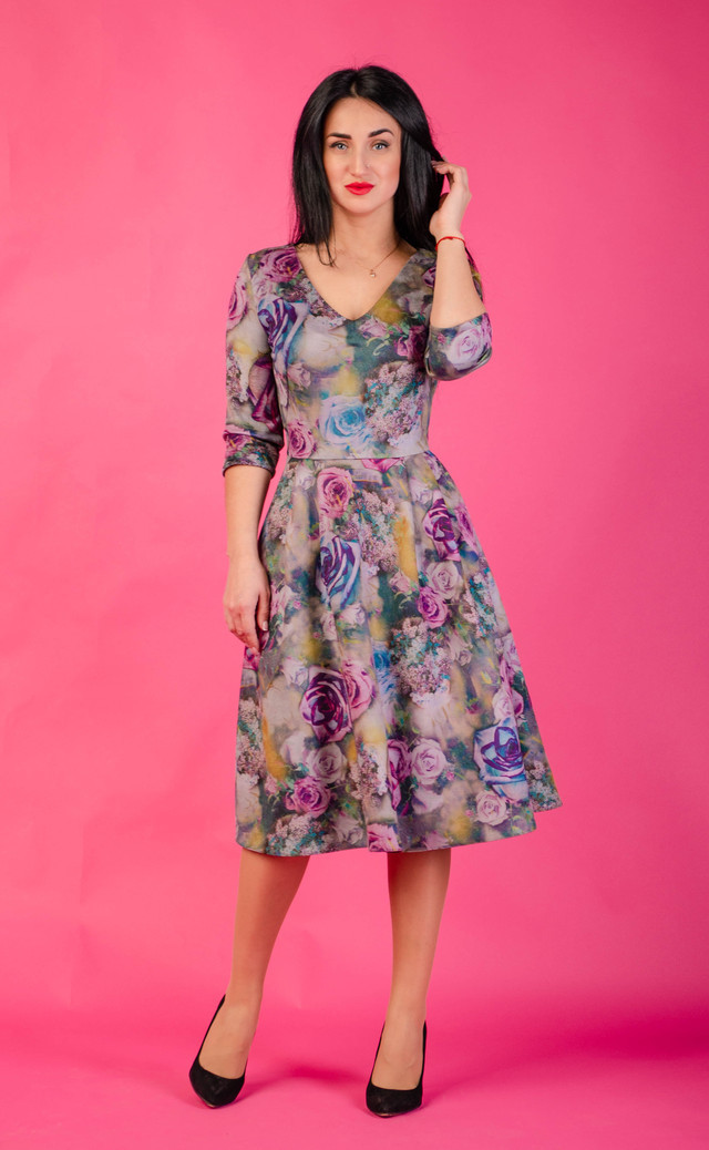 Женское платье Код ник260-5