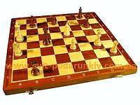 Шахматы С-96 Турнирные 6 - большие классические деревянные шахматы