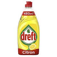 Моющее средство для посуды Dreft Lemon 480мл