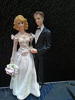 Фигурка на свадебный торт, 10 см