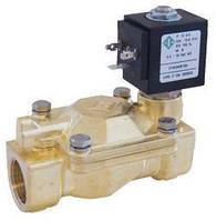 Клапан непрямого действия G 2″ (21W7ZE(V)500), нормально открытый, ODE(Италия)