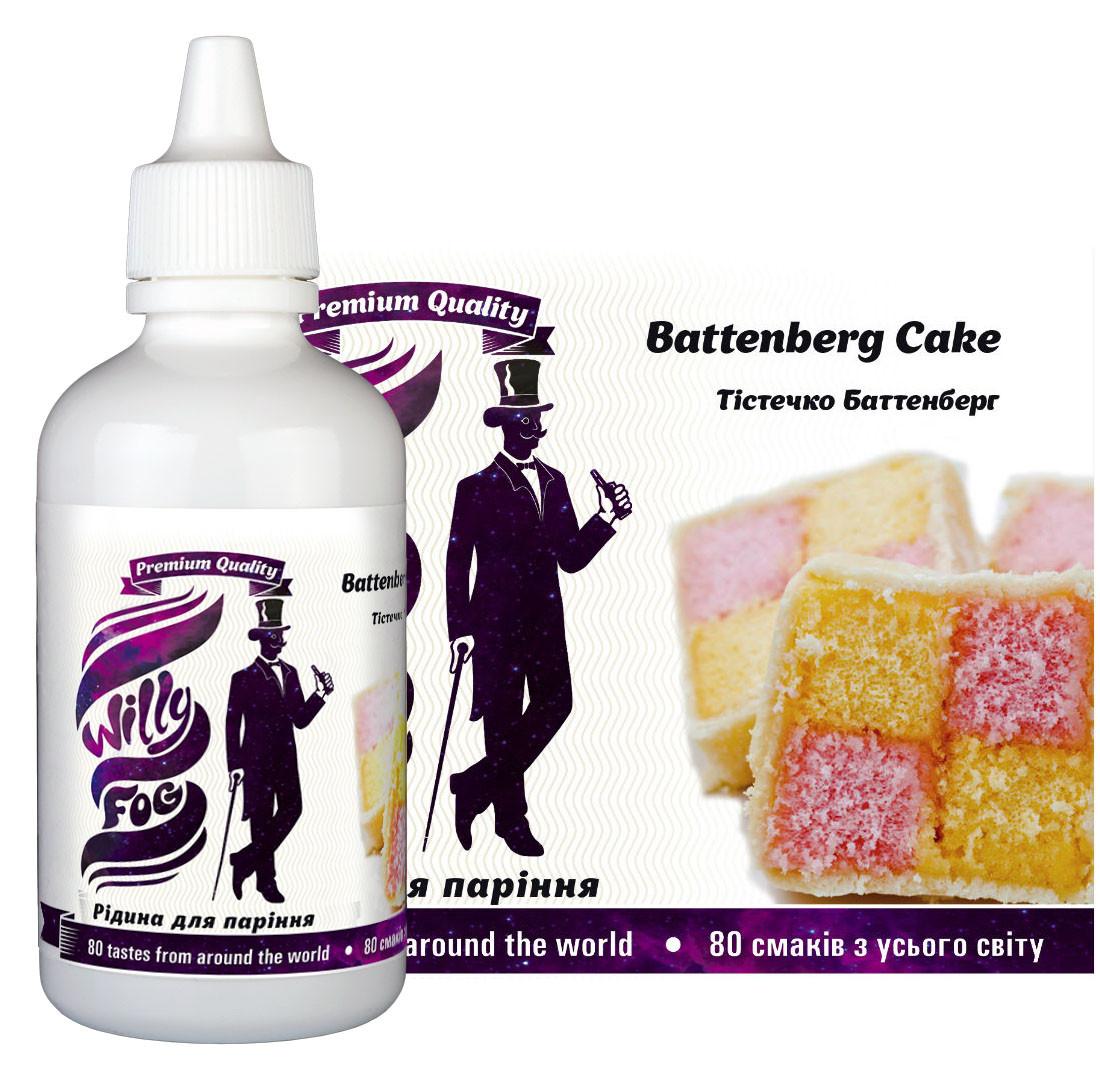 Рідина для паріння Battenberg Cake 100ml