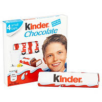Kinder Chocolate  100гр 1уп х 10шт