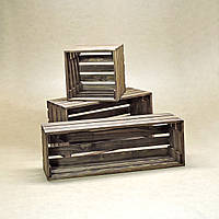 Короб для хранения Неаполь капучино В15хД20хШ50см