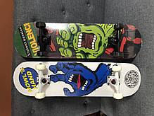 Скейт для трюков - SK8 - HALK скейтборд трюковой, фото 3