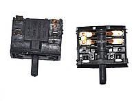 Переключатель режимов духовки Saturn/Asel/Efba (2+2 контакта).На 4 позиции.