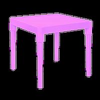 100025/1 Стол детский Алеана, 51*51*47, (розов.)