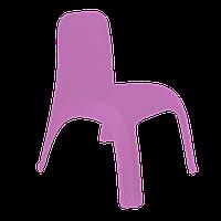 101062/1 Стул детский со спинкой Алеана, 40*42*53, (розовый)