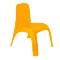 101062/3 Стул детский со спинкой Алеана, 40*42*53, (оранж)